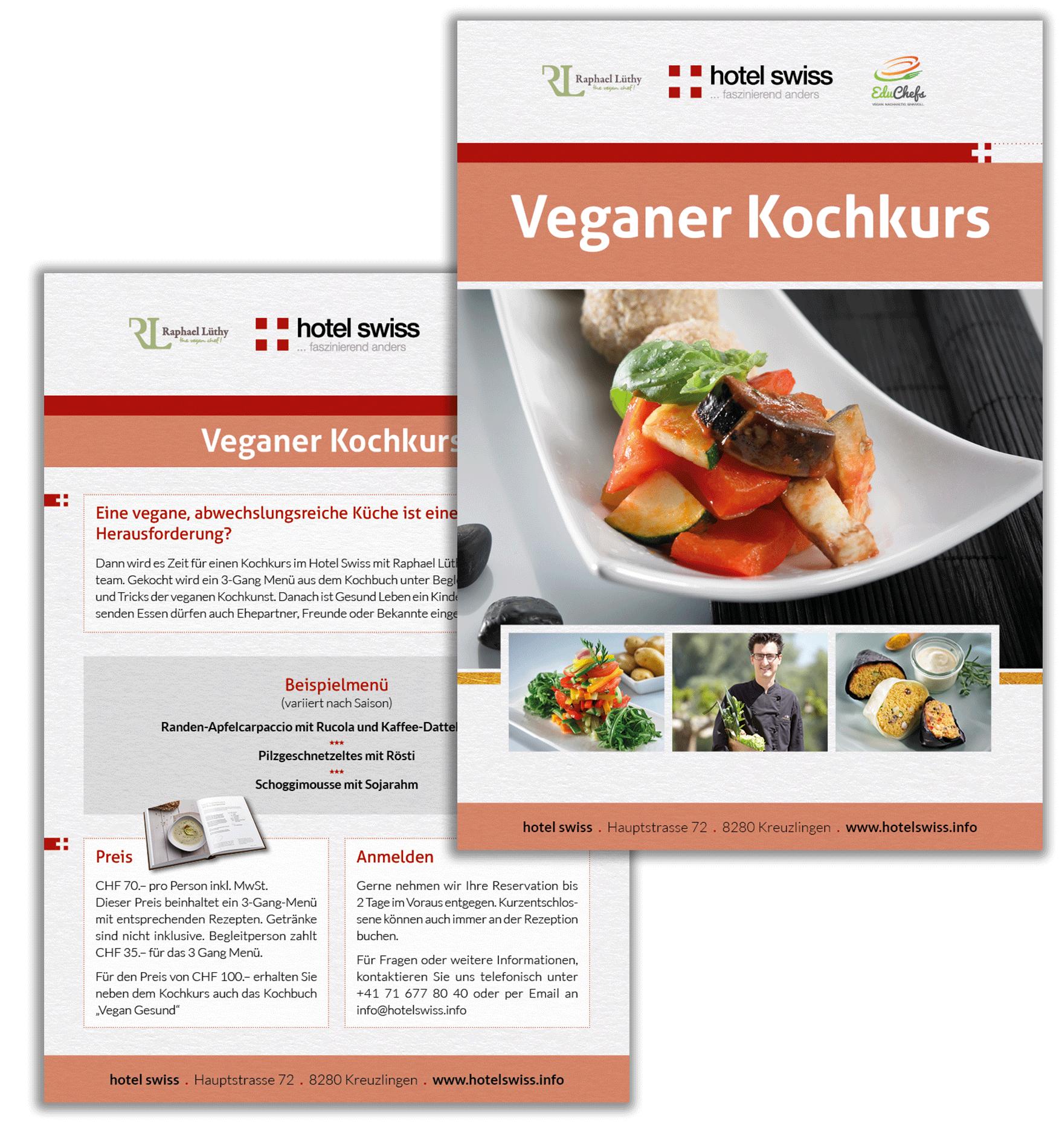 Kochkurse - The Vegan Chef